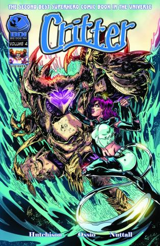 Critter Vol. 4