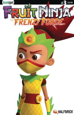 Fruit Ninja: Frenzy Force #3