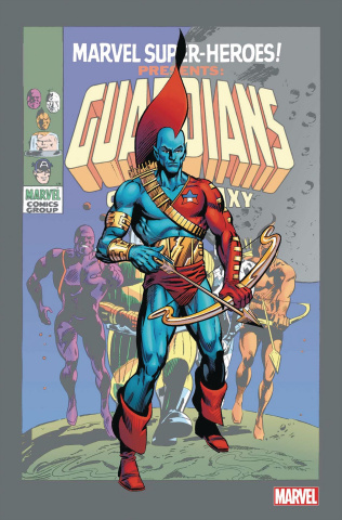 Yondu #1 (Milgrom Hidden Gem Cover)