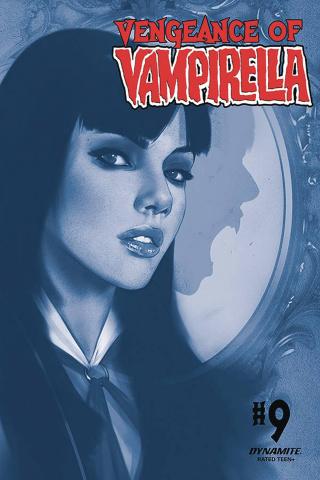 Vengeance of Vampirella #9 (40 Copy Oliver Tint Cover)