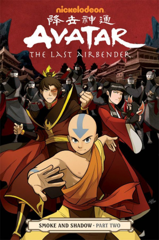 Avatar: The Last Airbender Vol. 11: Smoke and Shadow, Part 2