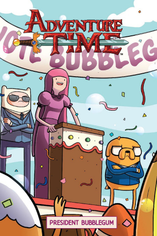 Adventure Time Vol. 8: President Bubblegum