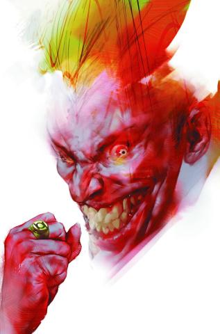 Green Lantern #41 (The Joker Variant)