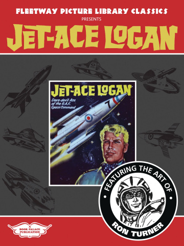 Jet-Ace Logan (Fleetway Picture Library)