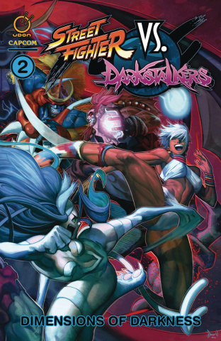 Street Fighter vs. Darkstalkers Vol. 2