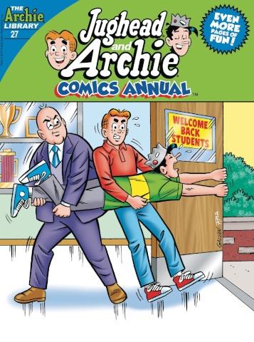 Jughead & Archie Fall Annual Digest #27