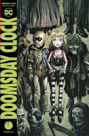 Doomsday Clock #6 (Final Printing)
