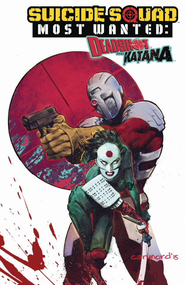 Suicide Squad's Most Wanted: Deadshot & Katana #6