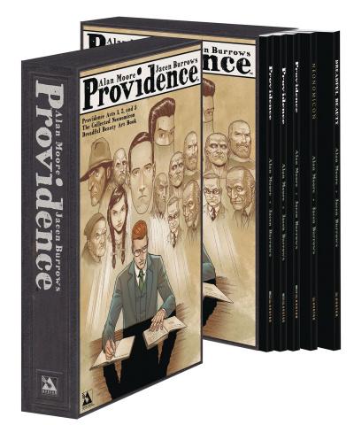 Providence (Complete Slipcase Set)