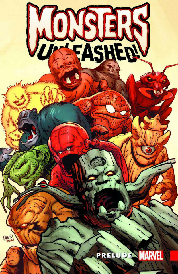 Monsters Unleashed! Prelude