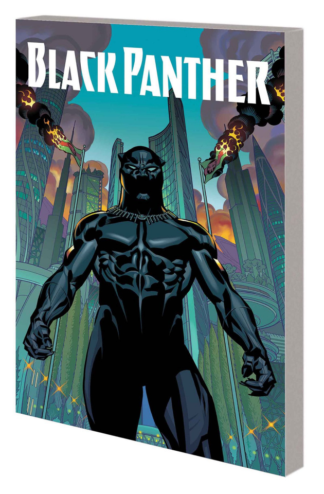 Black Panther Book 1: Nation Under Our Feet