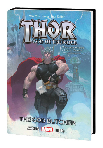 Thor: God of Thunder - The God Butcher (Marvel Select)