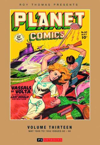 Planet Comics Vol. 13