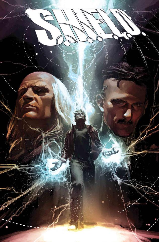 S.H.I.E.L.D. by Hickman and Weaver: Rebirth #1