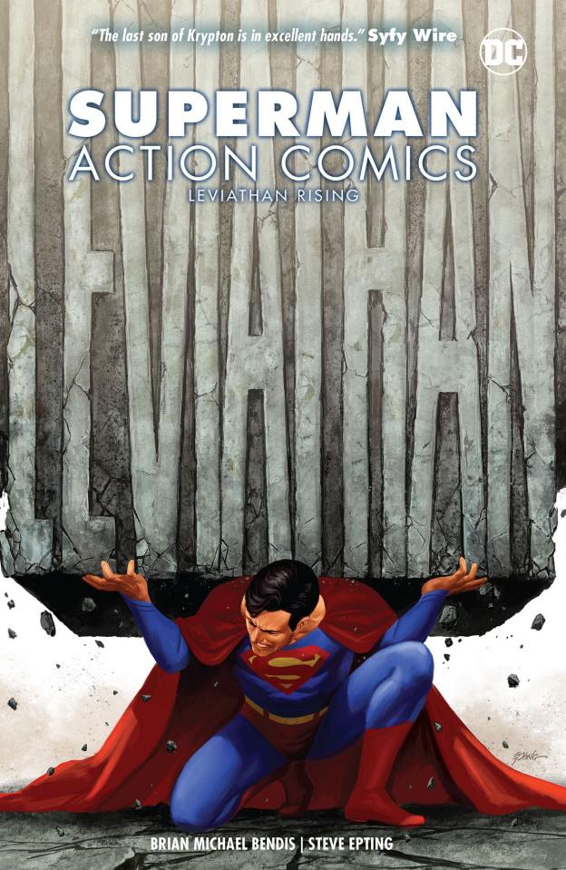 Action Comics Vol. 2: Leviathan Rising