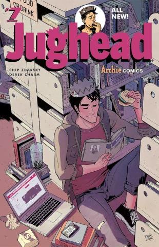 Jughead #7 (Sanya Anwar Cover)