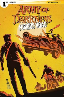 Army of Darkness: Furious Road #1 (Francavilla Cover)