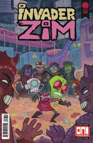 Invader Zim #36