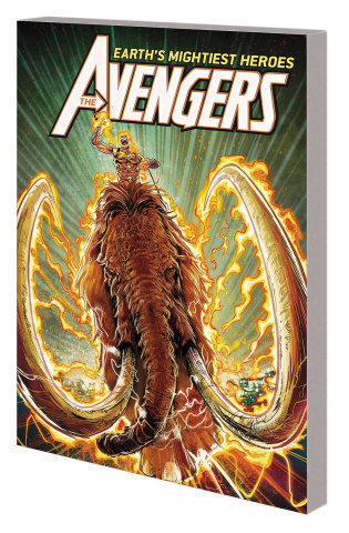 Avengers by Jason Aaron Vol. 2: World Tour (Shaw Cover)