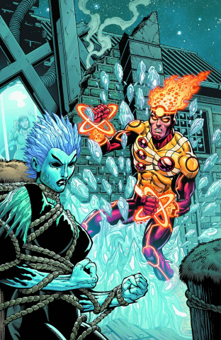 The Fury of Firestorm: The Nuclear Men #19