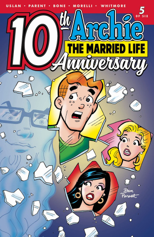 Archie: The Married Life - 10 Years Later #5 (Parent Cover)