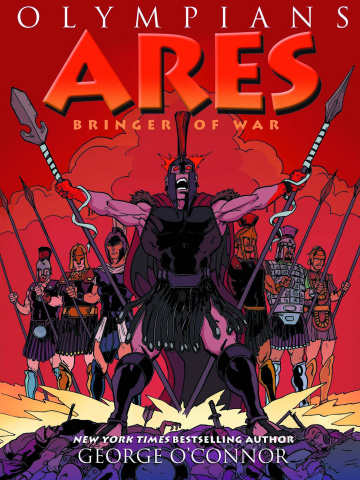 Olympians Vol. 7: Ares, Bringer of War