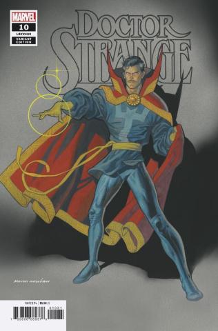 Doctor Strange #10 (Nowlan Cover)