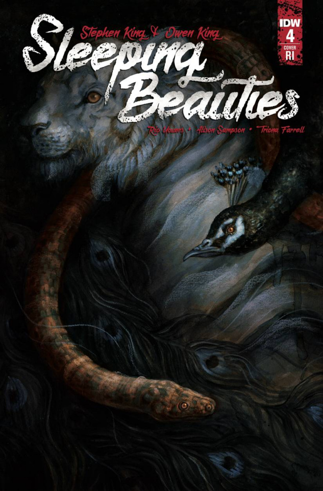 Sleeping Beauties #4 (10 Copy Heidersdorf Cover)