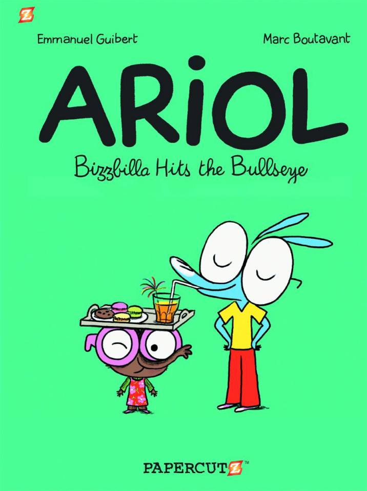 Ariol Vol. 5: Bizzbilla Hits the Bullseye