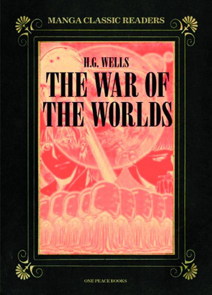 Manga Classic Readers Vol. 2: War of Worlds