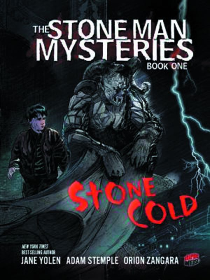 The Stone Man Mysteries Vol. 1: Stone Cold