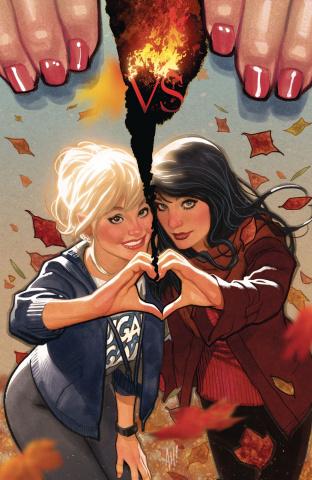 Betty & Veronica #2 (Adam Hughes Cover)