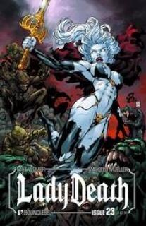 Lady Death #23