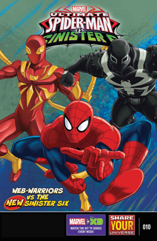 Marvel Universe: Ultimate Spider-Man vs. The Sinister 6 #10