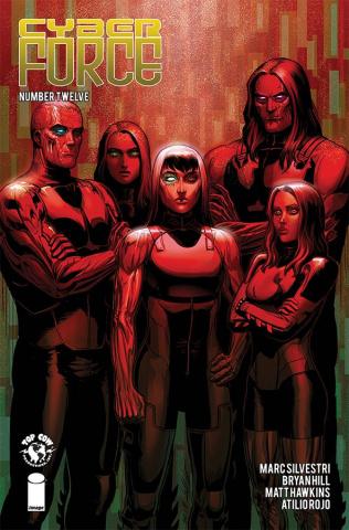 Cyber Force #12