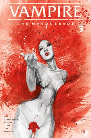 Vampire: The Masquerade #3 (Foil Cover)