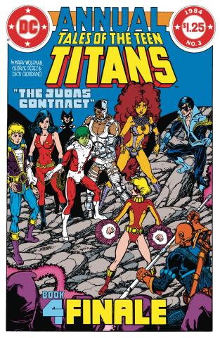Tales of the Teen Titans Annual #3 (Dollar Comics)