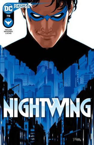 Nightwing #78 (Bruno Redondo Cover)