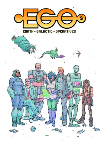 EGOs Vol. 1: Quintessence