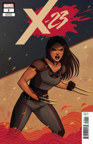 X-23 #1 (Bartel Cover)