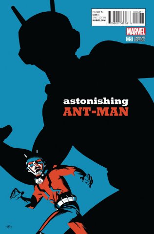 Astonishing Ant-Man #5 (Cho Cover)