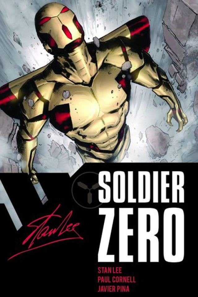 Stan Lee's Soldier Zero Vol. 1: One Small Step For Man