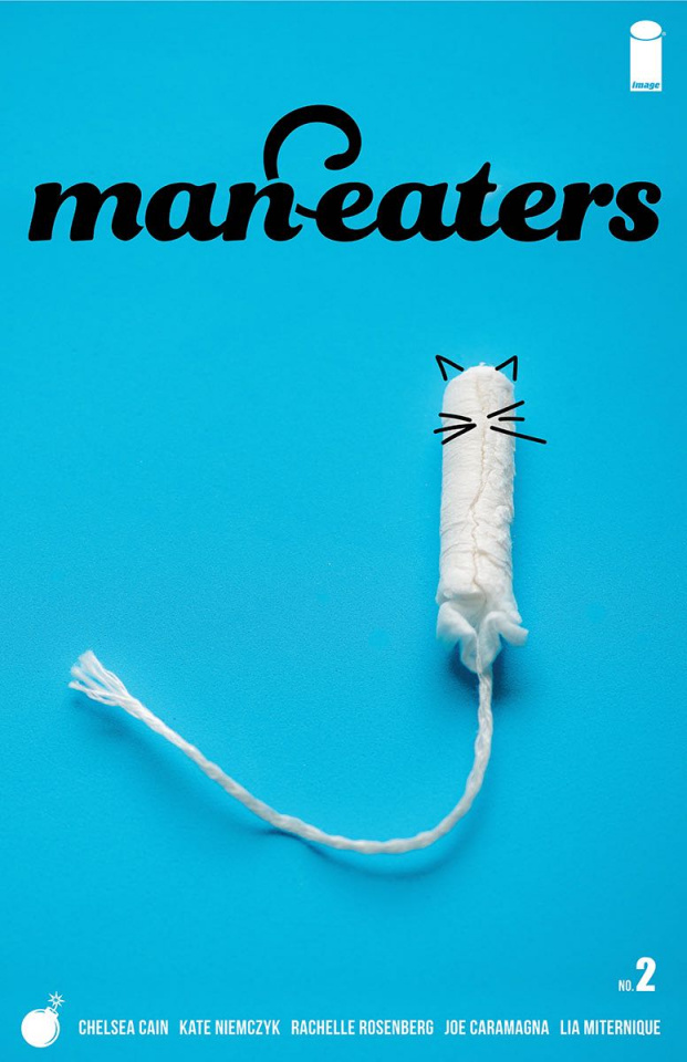 Man-Eaters #2