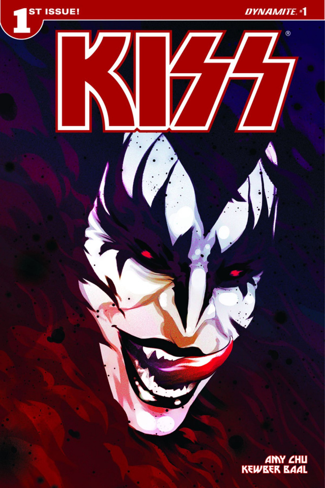 KISS #1 (Montes Demon Cover)