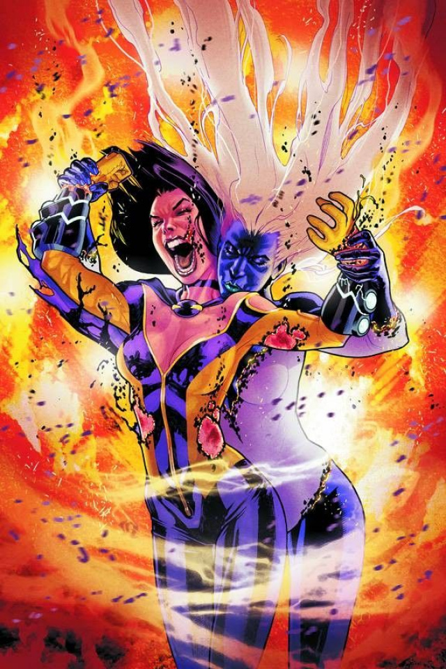 The Phantom Lady #4