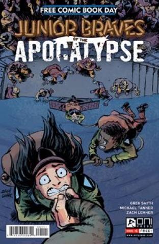 Junior Braves of the Apocalypse (FCBD 2016 Edition)