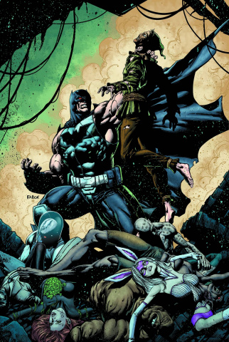 Forever Evil: The Arkham War #6