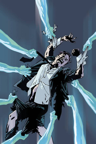 Ghosted #5