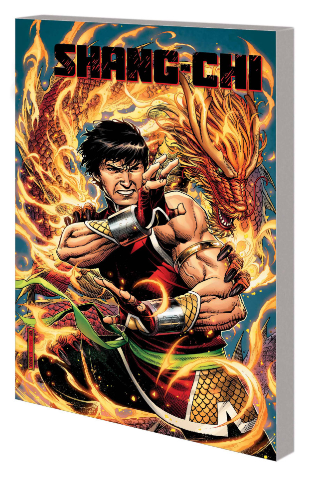 Shang-Chi by Gene Luen Yang Vol. 1: Brothers And Sisters
