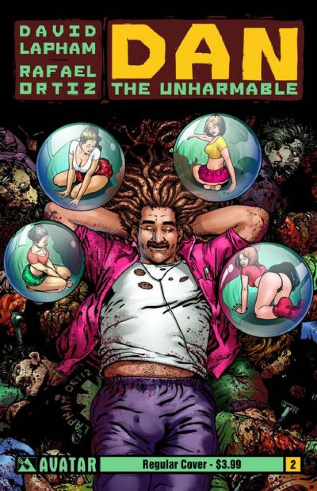 Dan the Unharmable #2